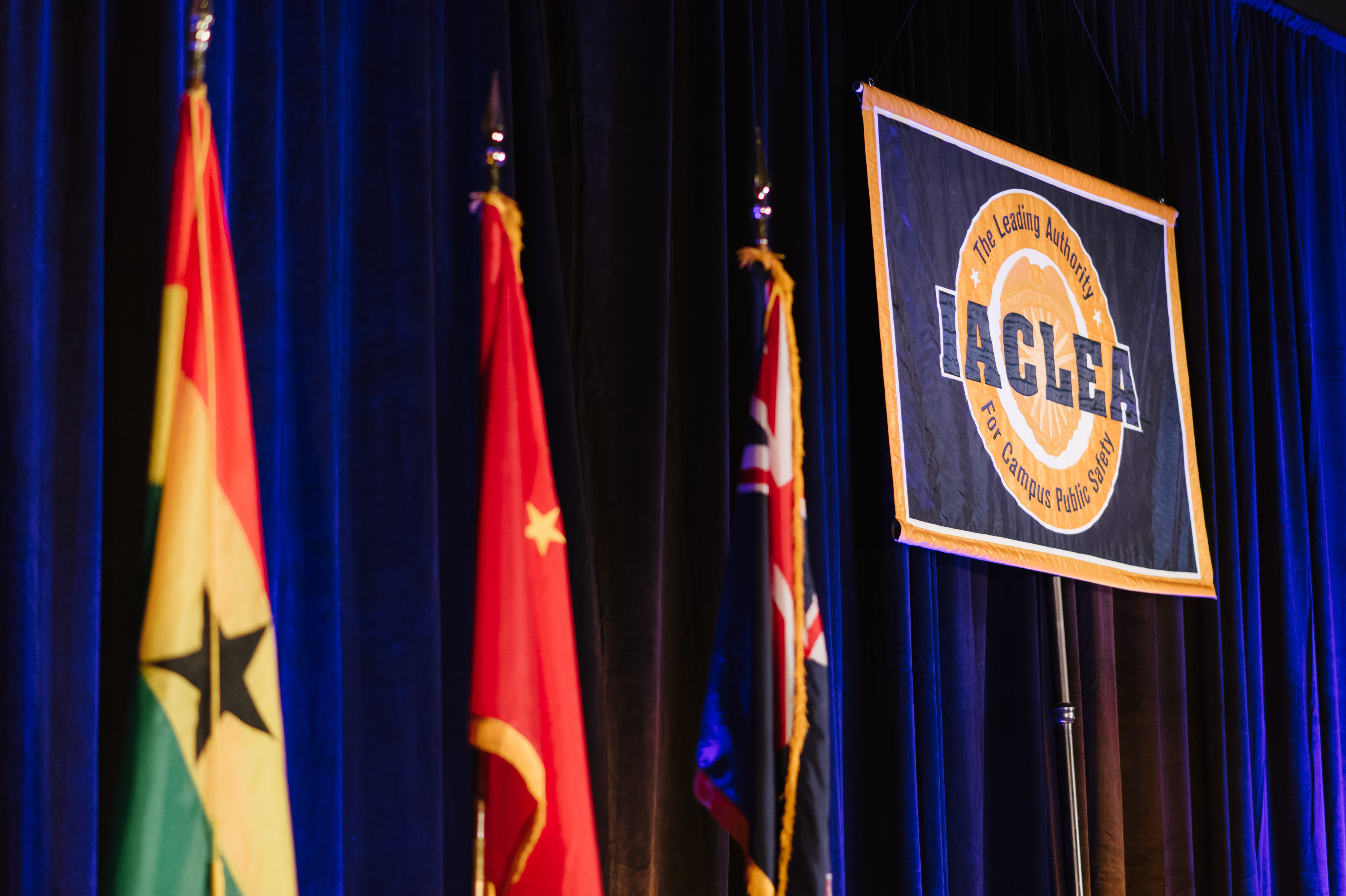 About IACLEA