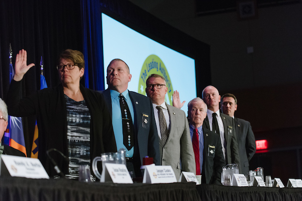 Board of Directors Election: Nominate Association Leaders