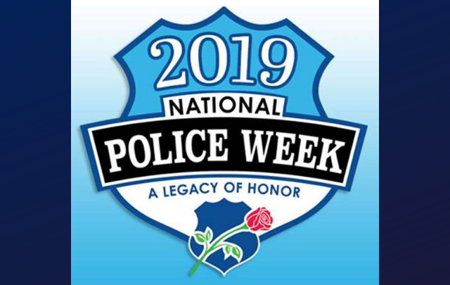 National Police Week: Message from President Paul Ominsky