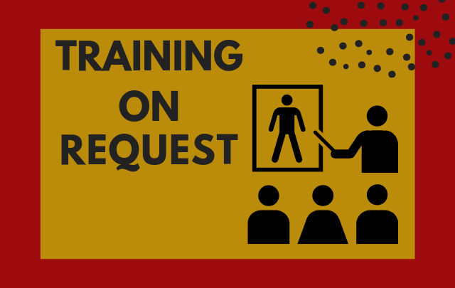 NEW: Training on Request