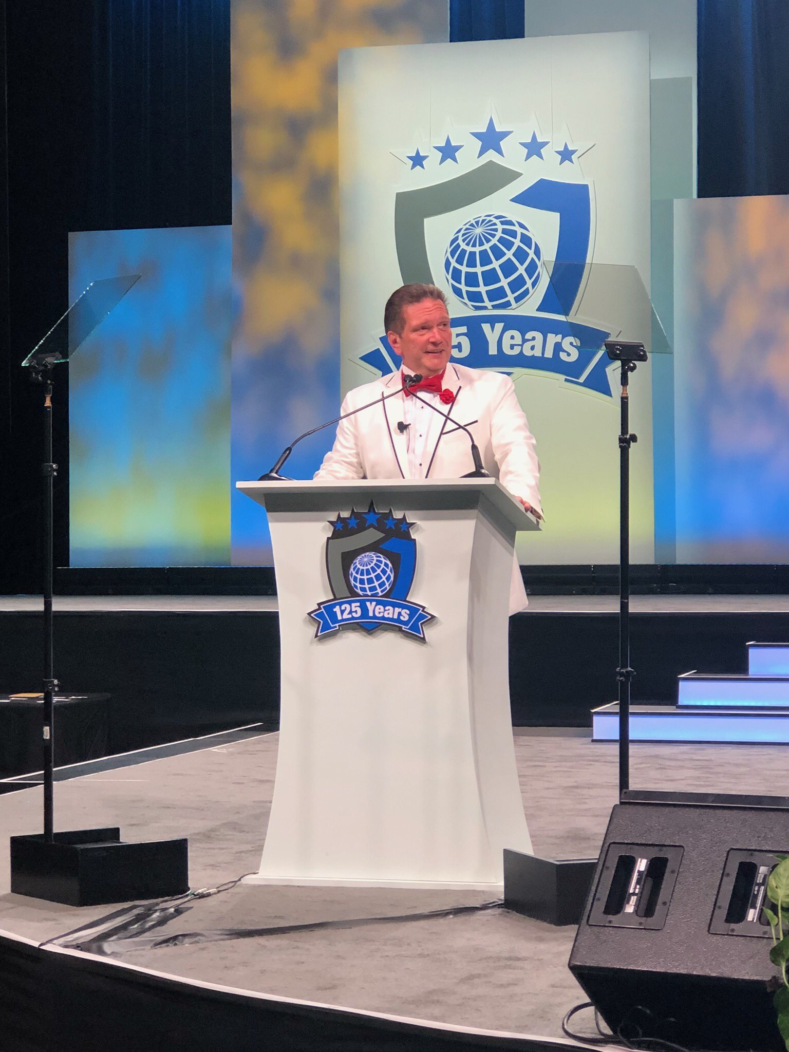 First Career Campus Police Chief Sworn in as IACP President