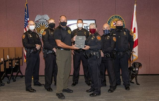 Florida State University PD, First Place Winner in Traffic Safety