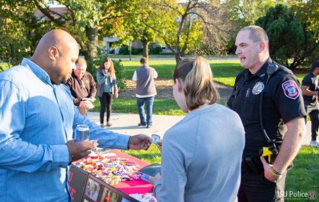 Iowa State Police Department Earns Award from Campus