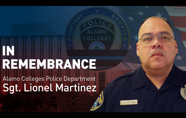 Remembering Sgt. Lionel Martinez