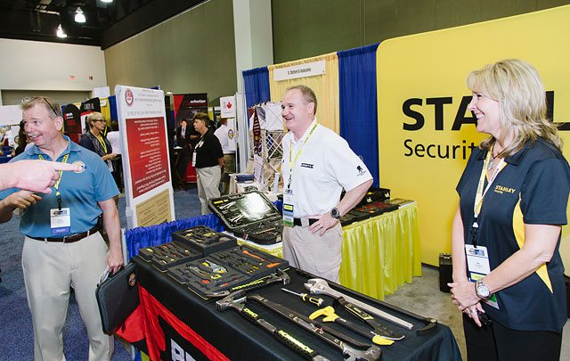 IACLEA Announces a New Partnership with STANLEY Security