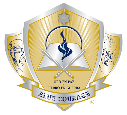 Blue Courage