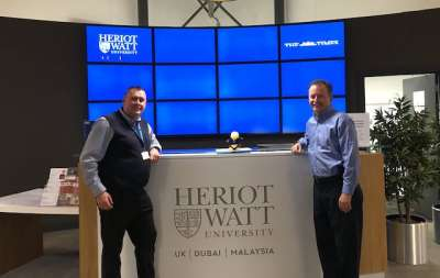 Commonality of Campus Safety: Emory University and Heriot-Watt University Share Best Practices for Safe and Secure Environment